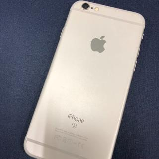 アイフォーン(iPhone)の【4742】iPhone6s 64(スマートフォン本体)