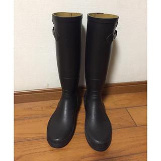 エーグル(AIGLE)のAIGLEレインブーツ黒(レインブーツ/長靴)