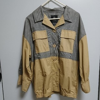 ダブルクローゼット(w closet)のシャツ(シャツ/ブラウス(長袖/七分))