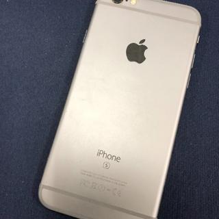 アイフォーン(iPhone)の【7029】iPhone6s 64(スマートフォン本体)