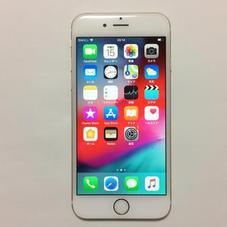 アイフォーン(iPhone)の⑨中古美品 AU iPhone6 16gb (スマートフォン本体)