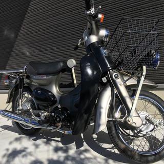 ホンダ(ホンダ)のリトルカブ(LittleCub) 50cc エンジン好調!(車体)