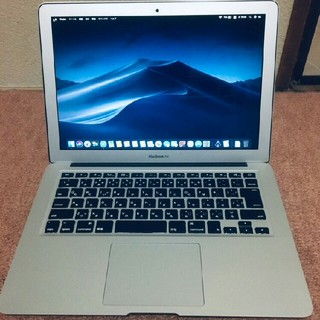 マック(Mac (Apple))のMacbook Air 13  2012(ノートPC)