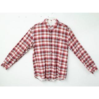 ディガウェル(DIGAWEL)のDIGAWEL4 ディガウェル チェック柄シャツ MADE IN JAPAN(シャツ)