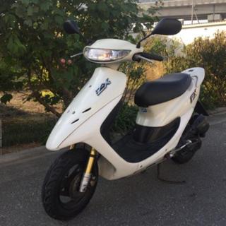 ホンダ(ホンダ)の本物 zx !AF35 DIO zx 1型 エンジン絶好調!タイヤ新品キャブOH(車体)