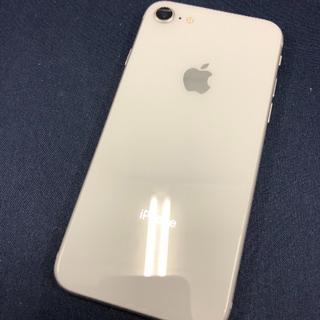 アイフォーン(iPhone)の【2447】iPhone8 64(スマートフォン本体)