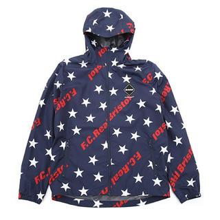 エフシーアールビー(F.C.R.B.)の16ssF.C.R.B STAR WARM UP JACKET&SHORTS(ナイロンジャケット)