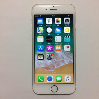 アイフォーン(iPhone)の中古 AU iPhone6 64gb 表示不良 ロックオフ(スマートフォン本体)
