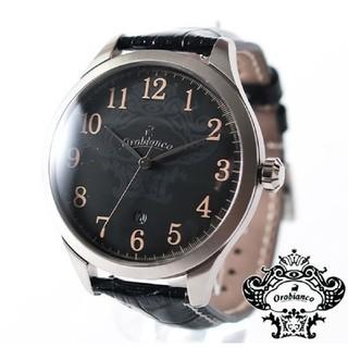 オロビアンコ(Orobianco)の値下げ!新品未使用 定価23000円 オロビアンコ 時計(腕時計(アナログ))