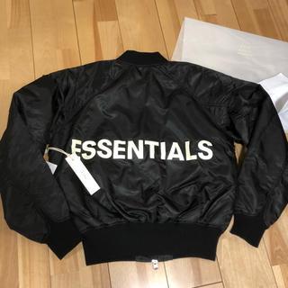 フィアオブゴッド(FEAR OF GOD)のpacsun購入【S】fog essentials ボンバージャケット MA-1(ブルゾン)