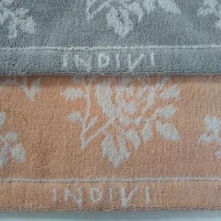 インディヴィ(INDIVI)のINDIVIタオル2枚セット(タオル/バス用品)