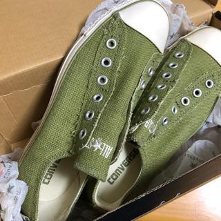 CONVERSE - ☆コンバーススリッポン・25.5cm☆