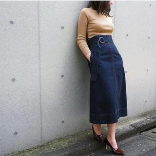 トゥモローランド(TOMORROWLAND)のポフ美様専用◆2018今期MACPHEE 大人気商品デニムスカート(ロングスカート)