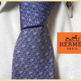 Hermes - ★エルメス★HERMES★高級ネクタイ★フランス製★