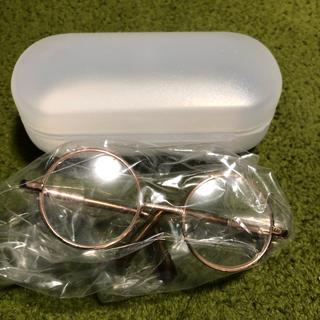 1/6 ラウンドフレームクリアレンズ眼鏡 12.18インチ人形 アクセサリー用