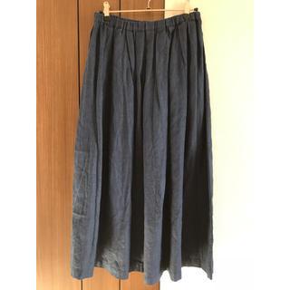 フォグリネンワーク(fog linen work)のfog linen work  ロングスカート(ロングスカート)