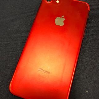 アイフォーン(iPhone)の【7016】iPhone7 128(スマートフォン本体)