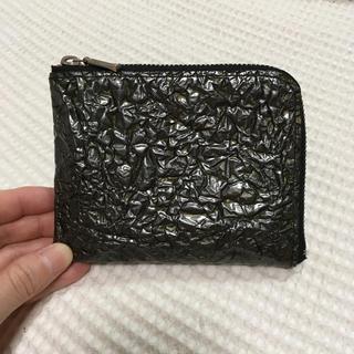 パピヨネ(PAPILLONNER)のkawakawa Lファスナーカード入れ(財布)
