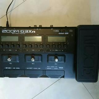 ズーム(Zoom)のZOOM g3xn  (エフェクター)