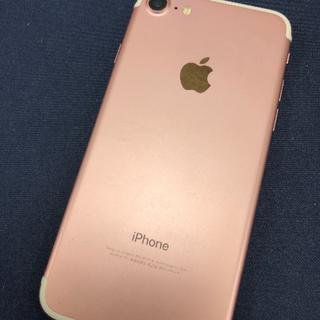 アイフォーン(iPhone)の【5382】iPhone7 128(スマートフォン本体)