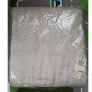 ムジルシリョウヒン(MUJI (無印良品))の新品! 無印良品 シングルサイズ タオルケット(布団)