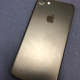 アイフォーン(iPhone)の【8492】iPhone7 128(スマートフォン本体)