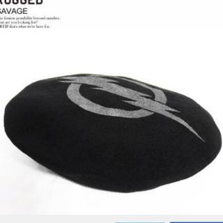 ROUGH AND RUGGEDラフアンドラゲッド ベレー帽(ハンチング/ベレー帽)