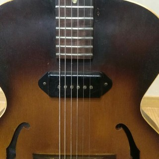 ギブソン(Gibson)のgibson 63年es-125 ビンテージ フルアコ(エレキギター)