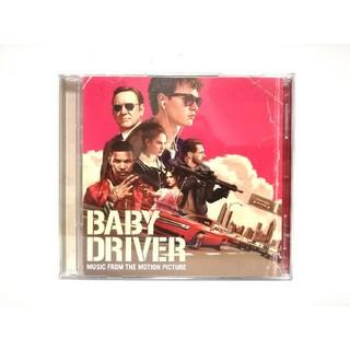ソニー(SONY)の【新品同様】映画『ベイビードライバー』サントラCD/輸入盤/2枚組/名盤(映画音楽)