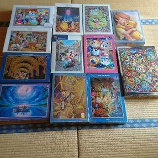 ディズニー 1000ピース テンヨー(キャラクターグッズ)