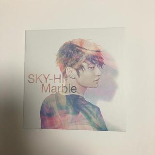 スカイハイ(SKYHi)のSKY-HI Marble 会場限定CD(ヒップホップ/ラップ)