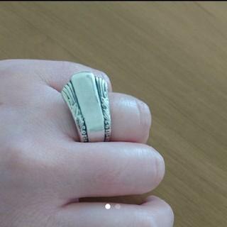 マウジー(moussy)の本日限定価格2/9 MOUSSY スプーンリング(リング(指輪))