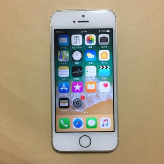 アイフォーン(iPhone)のdocomo iPhone5s 16gb 表示不良 ロックオフ(スマートフォン本体)