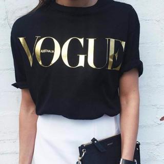 ザラ(ZARA)の海外セレブVogueトップス高級(Tシャツ(半袖/袖なし))