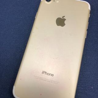 アイフォーン(iPhone)の【3141】iPhone7 256(スマートフォン本体)