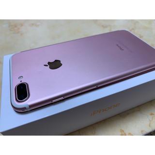 アイフォーン(iPhone)のiphone 7plus 128GB 箱付き 美品(スマートフォン本体)
