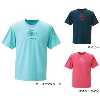 ディズニー(Disney)のディズニー ツムツム メンズ レディース テニス 半袖 Tシャツ (その他)