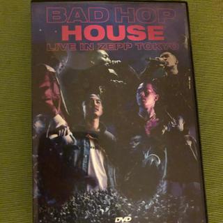 badhop house DVD(ヒップホップ/ラップ)