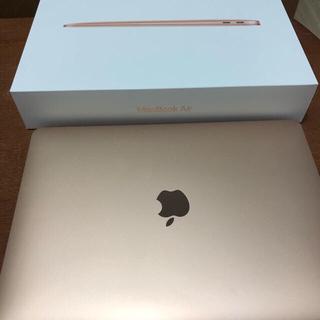 マック(Mac (Apple))のApple MacBook Air 2018 256GB Applecare付(ノートPC)