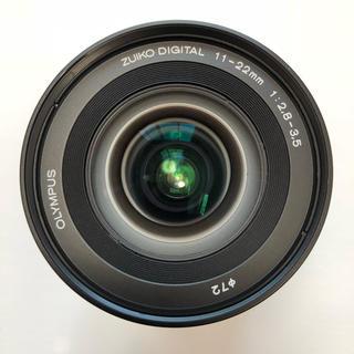 オリンパス(OLYMPUS)のOLYMPUS ZUIKO 11-22mm f2.8-3.5(レンズ(ズーム))