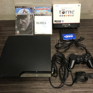 PlayStation3 - PS3本体+torne +ソフト