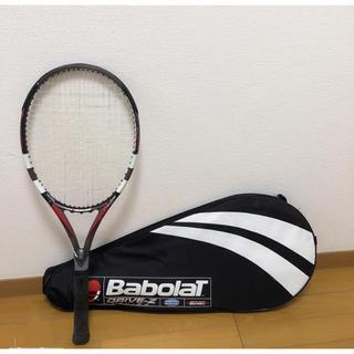 バボラ(Babolat)の美品 バボラ ピュアドライブ Z TOUR テニスラケット ケース付き(ラケット)