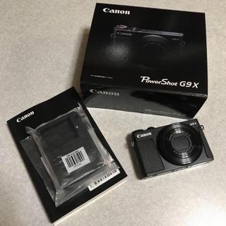 キヤノン(Canon)のCanon PowerShot G9X(コンパクトデジタルカメラ)