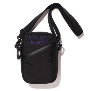 エクストララージ(XLARGE)の【新品未使用品】 ショルダーバッグXLARGE Columbia(ショルダーバッグ)