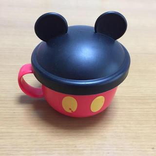 ディズニー(Disney)のミッキー ボーロ お菓子ケース(離乳食器セット)