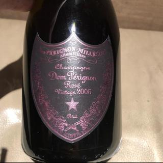 ドンペリニヨン(Dom Pérignon)のドンペリ ロゼ ピンク(シャンパン/スパークリングワイン)