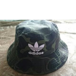 アディダス(adidas)のadidas  帽子(ハット)