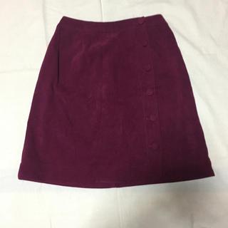 ダブルクローゼット(w closet)のタイトスカート(ミニスカート)