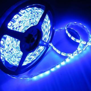 バカ売れ☆ ALITOVE 5m LEDテープ・イルミネーション 防水 ブルー(汎用パーツ)