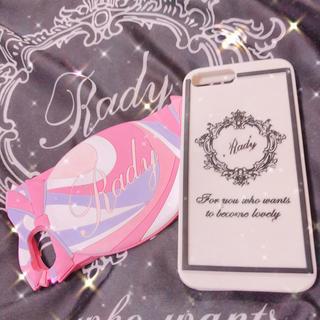 レディー(Rady)のRady iPhone 8plus (iPhoneケース)